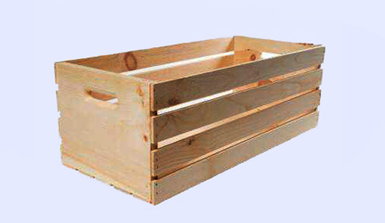 We Are Engaged In Offering A Steadfast Range Of Wooden Storage Crate To Our  Esteemed Clients. We Are Among The Renowned Suppliers And Traders Of Finest  ...